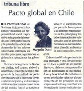 Pacto Global en Chile