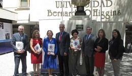 Universidad Bernardo O´Higgins firma como adherente del Pacto Global en Chile