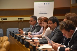 Global Compact +15: Sesión Caring for Climate – 24 de Junio 2015, NY