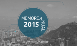 Red Pacto Global Chile presentará Memoria Anual 2015