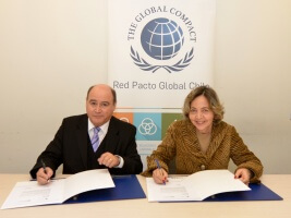 Constructora Gardilcic adhiere a Red Pacto Global Chile