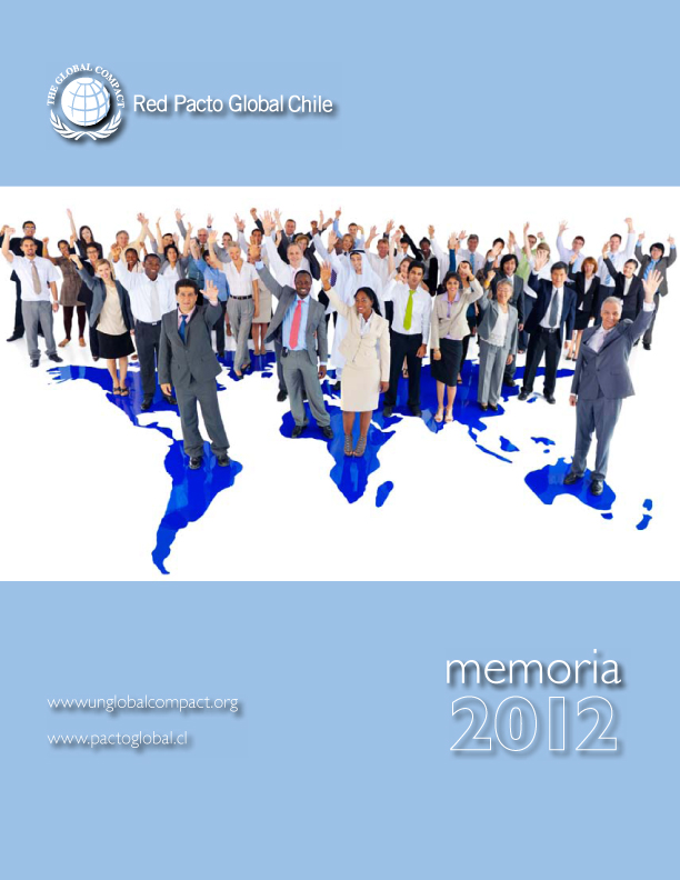 memoria red pacto global